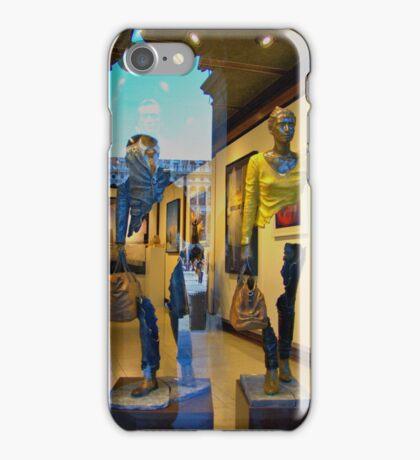 3Dvanished in Venice iPhone Case/Skin