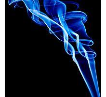 Smoke Photography. Photographic Print