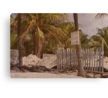 Honduran Dream Canvas Print
