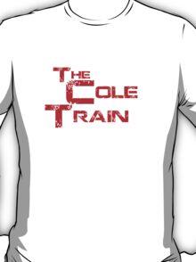 The Cole-Train! (white border) T-Shirt