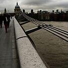 millennium bridge by paolo amiotti