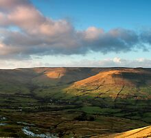 Grindslow Knoll and Jacob's Ladder, Edale by Mark Smitham