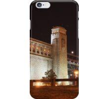 Ben Franklin Bridge Abutment iPhone Case/Skin