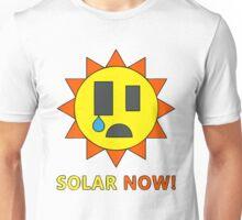 Solar NOW! Unisex T-Shirt