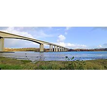Orwell Bridge Suffolk Photographic Print