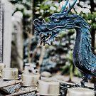 Tsukubai Dragon by Garth  Helms