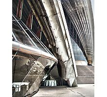 Structural Detail Photographic Print