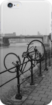 Bicycle for iPhone by MaaikeDesign