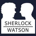 Sherlock Holmes Dr Watson Sherlocked by Rory1973
