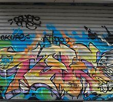 Graffiti by Hugh Smith
