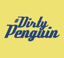 Dirty Penguin Kids Tee