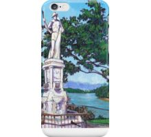 The Canecutter Monument iPhone Case/Skin