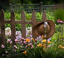 The Garden Hat by Rupert Mcgrath