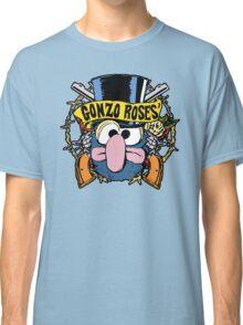 Gonzo Roses Classic T-Shirt