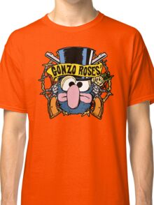 Gonzo Roses Classic T-Shirt