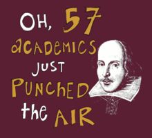 57 Academics (for dark shirts) by greenfinch