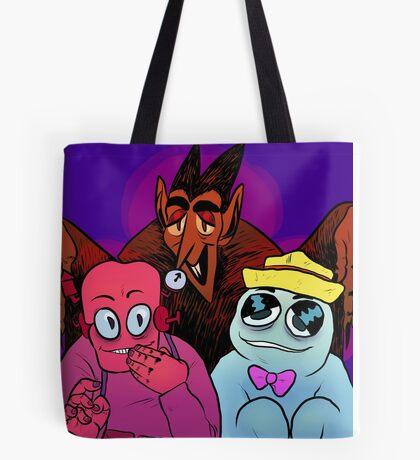 monster cereal Tote Bag