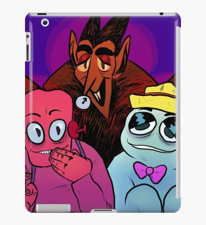 monster cereal iPad Case/Skin