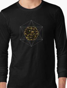 sacred poppy Long Sleeve T-Shirt