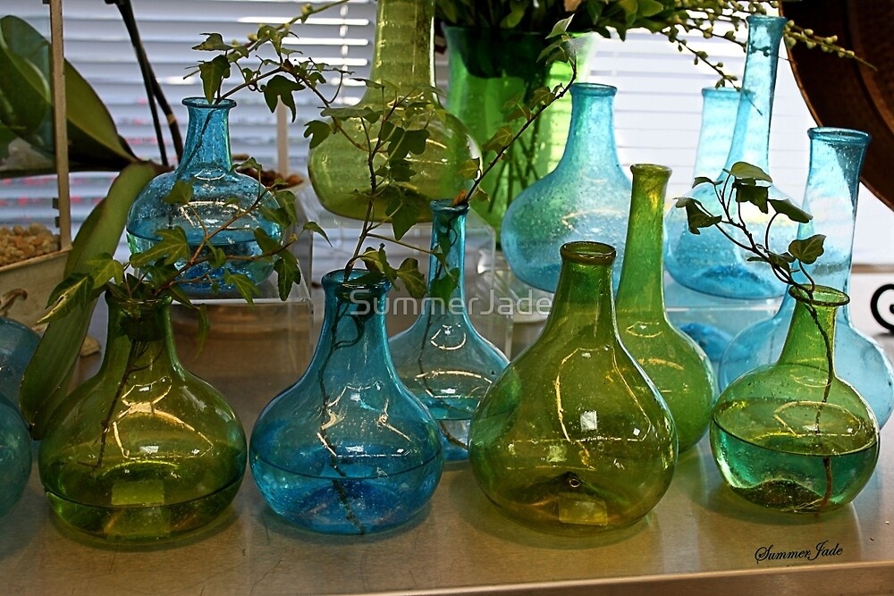 Pretty Bottles ~ Sweet Inspiration by SummerJade
