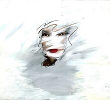 Masked Queen by ampersanddenver