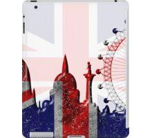 London city skyline iPad Case/Skin