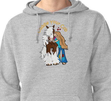 Cuddle Your Cob Pullover Hoodie