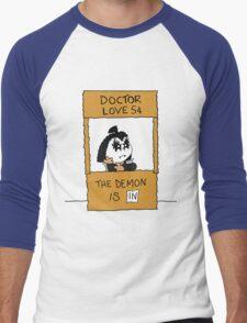 Paging Doctor Love Men's Baseball ¾ T-Shirt