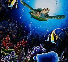 TURTLE DREAMS by pogart2000