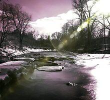 Infra-flare by Gary Cummins