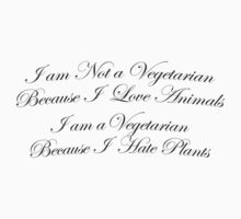 426 I am not a Vegetarian by Andrew Gordon