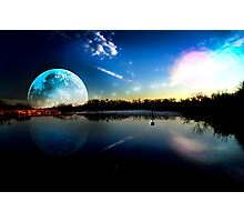 Distant Peace Photographic Print