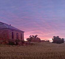 Burra Ruin, early Dawn  by pablosvista2