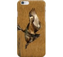 Ring Necked Duck. iPhone Case/Skin