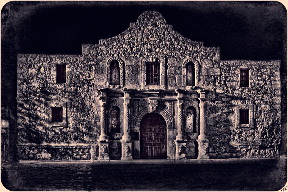 Remember The Alamo by Chris Lord