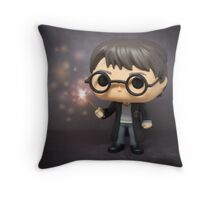 You're a Wizard, Harry! Throw Pillow