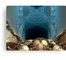 Sea Monster Canvas Print