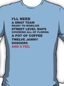 Twelve jammy dodgers T-Shirt