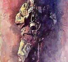 Jazz Miles Davis Maditation by Yuriy Shevchuk