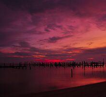 Crimson Skies by Chris Ferrell