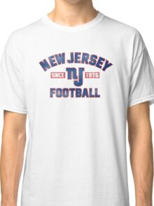 New Jersey Giants Classic T-Shirt