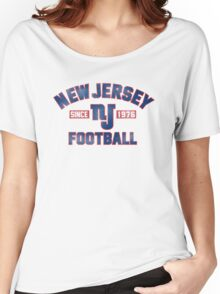 New Jersey Giants Women's Relaxed Fit T-Shirt