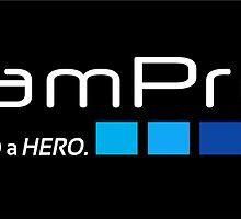 Go Pro - I am Pro AND a HERO (Parody) by lifetree