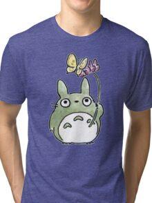 Totoro My Neighbour Totoro Tri-blend T-Shirt