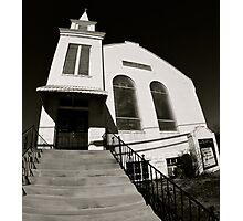 Methodist Church, West Liberty, KY Photographic Print