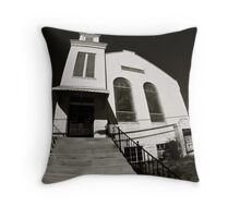 Methodist Church, West Liberty, KY Throw Pillow