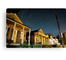 Stars Over Louisiana Canvas Print