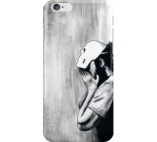 No One Will Know Who You Are iPhone Case/Skin
