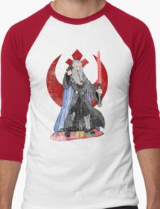 Gandalf Vintage Men's Baseball ¾ T-Shirt