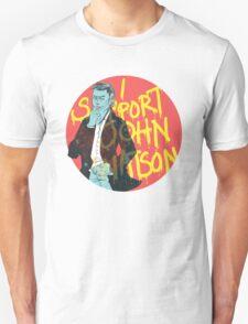 I support John Watson T-Shirt